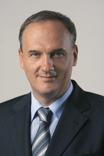 Minister of the Environment and Spatial Planning Janez Podobnik