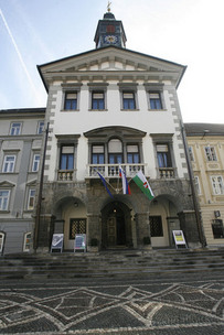 City Hall, Ljubljana