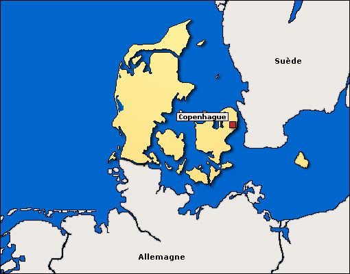 Image Map, Danemark