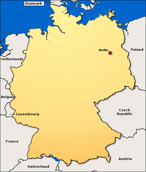 Image Map, Germany