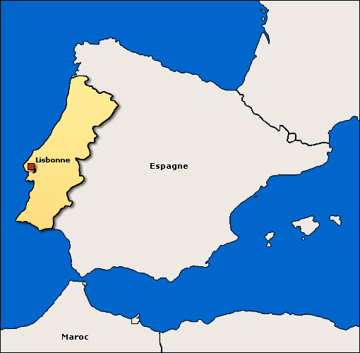 Image Map, Portugal