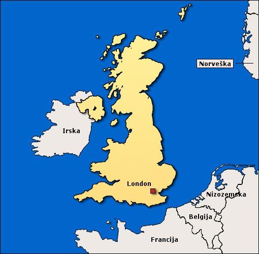 Karta UK-a