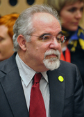 Portugese Minister for Labour and Social Solidarity, José Vieira da Silva