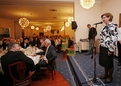 Gala Dinner hosted by the Slovenian Minister of Labour, Family and Social Affairs Marjeta Cotman (Grand hotel Toplice, Bled)