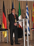 Dušan Kričej, Deputy Director General of DG for e-Government and Administrative Processes at the Ministry of Public Administration