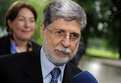 Door-step declaration of Brazilian Minister of External Relations Celso Amorim