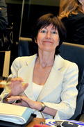 Belgian Minister of Social Affairs and Public Health Laurette Onkelinx