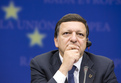 President of the European Commission José Manuel Barroso during the press conference