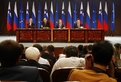 Press  conference after the 21st EU-Russia Summit