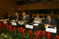 Russian delegation during the meeting